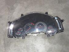 99-00 Corvette C5 Instrument Speedometer Gauge Cluster Hud 110K Aa6515