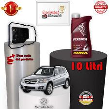 KIT FILTRO CAMBIO AUTO E OLIO MERCEDES X204 GLK 220 CDI 125KW DAL 2010 -> /1076