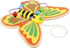 Ziehtier Nachziehtier Motorikschmetterling Schmetterling mit Namen Baby Motorik