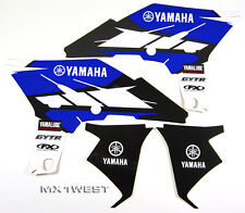 Factory Effex EVO 15 Graphics Yamaha YZF 250 YZ250F YZF250 10 11 12 13 NEW