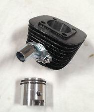 66 / 80cc engine motor - Black 8mm wider intake port (40mm) cylinder piston ring