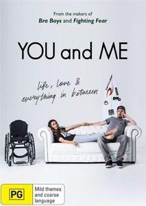 You and Me - 2016 Oz Surfing Doco - Barney Miller Quadriplegic  NEW SEALED