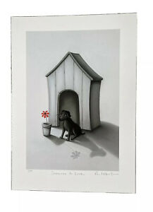 Paul Horton Someone to Love. Limited edition signed giclee print