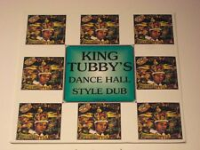 KING TUBBY'S DANCE HALL STYLE DUB, CTLP 98 ABRAHAM CANADIAN REISSUE