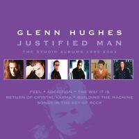 Glenn Hughes - Justified Man: Studio Albums 1995-2003 [New CD] Boxed Set, UK - I