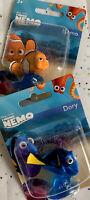 Disney Pixar Finding Nemo Action Figures, Toys NEMO & DORY, Set/2-NEW
