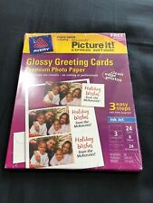 Avery Glossy Greeting Cards Premium Photo Paper