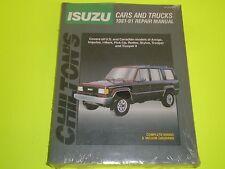 1981-1991 Isuzu Cars & Trucks Chilton's Auto Repair Service Shop Manual #8069