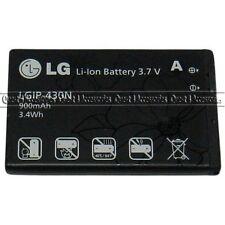 Good Quality LG LGIP-430N 900mAh battery for LG GU295 MN240 LX290 GS390 LN240 Wi
