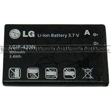 LG LGIP-430N 900mAh battery for LG GU295 MN240 LX290 GS390 LN240 Wi
