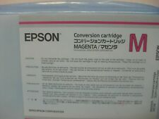 GENUINE AUTHENTIC EPSON CONVERSION CARTRIDGE MAGENTA