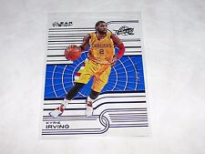 2015-16 Clear Vision KYRIE IRVING #80 Blue Variant/149 Cleveland CAVALIERS Duke