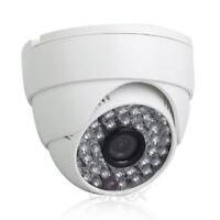 Dome Indoor AHD 720P 1MP 8MM CCTV Surveillance Security Camera NTSC PAL BNC IR