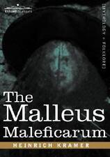 The Malleus Maleficarum by Heinrich Kramer (2008, Hardcover)