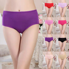 Elastic Womens Underwear Menstrual Period Physiological Panties Briefs KNICKERS