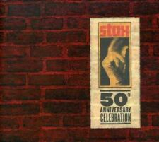 Various Artists - Stax 50th: 50th Anniversary Celebration / Various [New CD] Box