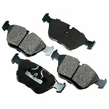 FRONT BRAKE PADS for JAGUAR SEMI METALLIC VANDEN PLAS XJ12 XJ6 XJ8 XJR XJRS XK8