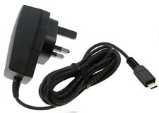 Micro USB Mains Wall Travel Charger Plug For Blackberry Curve 8520 9300 9700 UK