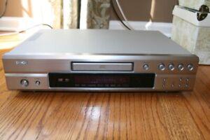 Denon DVD-955S DVD/SACD Player Silver Excellent Cosmetic Condition