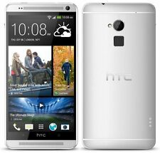 "New - HTC One Max - 5.9"" FHD Display - White - Smartphone - Warranty"