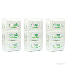 New Simple Pure Soap For Sensative Skin 125g 18 Pack