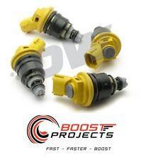 DeatschWerks 04-06 STi / 04-06 Legacy GT EJ25 850cc Side Feed Injectors