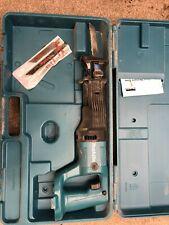 Makita JR180DZ 18v Cordless Reciprocating Sabre Saw Bare Unit