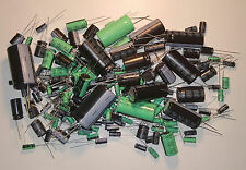 Lelon 0.47uF to 4700uf High Temp Electrolytic Capacitor pack of 170 (30 types)
