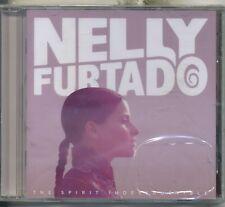NELLY FURTADO -THE SPIRIT INDESTUCTIBILE CD MUSICALE NUOVO