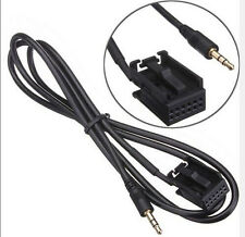 Aux In Input Adapter Cable Lead iPod MP3 Fit For FORD Focus Mondeo 6000CD