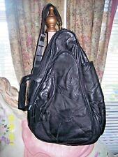"Comfort Carry - All Crossbody Sling Shoulder Bag  ""Travel/School/Etc."""