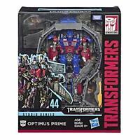 Transformers Toys Studio Series 44 Leader Class Dark of The Moon Movie Optimus P