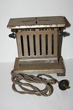 Antique Toaster ~ Star-Rite Extra Fast Toaster By The Fitzgerald MFG. Co.