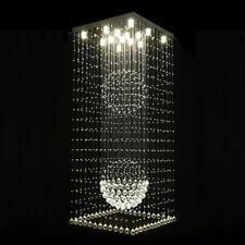 New Modern K9 Clear Crystal Ceiling Light Pendant Lamp Chandelier Lighting Yc