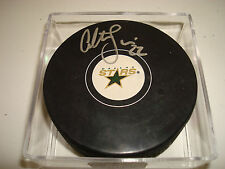 Colton Sceviour Signed Dallas Stars Hockey Puck Autographed a