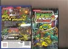 Teenage Mutant Ninja Turtles 2 Battle Nexus Playstation 2 PS 2 PS2