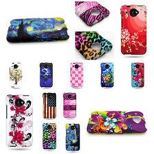 Mehrfarbige Handyhüllen & -taschen für das HTC One M8