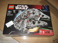 Lego Star Wars 10179 Millennium Falcon UCS Brand New Sealed No Damages
