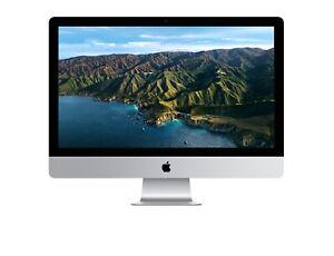 "Apple iMac 27"" 5K RETINA Core i7 / CUSTOMIZED / 32GB / 6TB SSD / OS2020 / Fast!"
