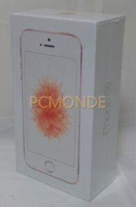 Sealed Apple iPhone SE 16GB Rose Gold - GSM Unlocked
