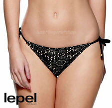 Lepel Side Tie Polyamide Swimwear Bikini Bottoms for Women