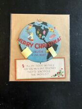 Believe it or Not Christmas card-Rare Vf Condition Un used