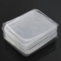 10Pcs Transparent Silicone Gel Pad Antislip Multifunction Non-Slip Wall Sticker