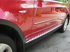 BMW X3 Typ E83/X83 Alu Trittbretter MACRO Medes Point