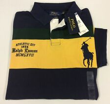 Polo Ralph Lauren Big Pony Polo para hombre de Superdry de manga corta Slim Fit grandes