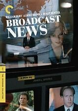 Broadcast News Criterion Collection 2 Discs 2011 DVD