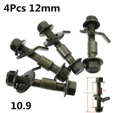 4X Four Wheel Alignment Cam Bolt 10.9 Eccentric Screw 12mm Car Repair Part Tools
