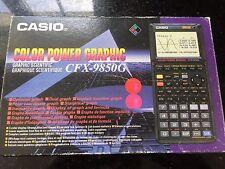 Casio Graphic Calculator - CFX 9850G