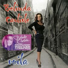Belinda Carlisle - Voila [New CD] UK - Import