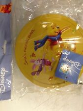 2x CD/DVD Tin Storage Wallets with Disney Winnie the Pooh for 24 discs